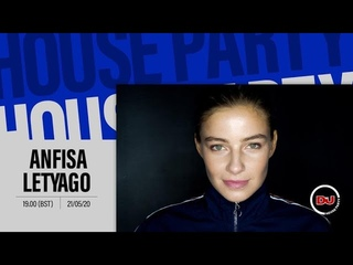 Anfisa Letyago Vinyl live set for DJ Mag 'House Party'