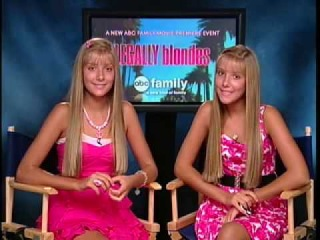 J-14 Exclusive: Milly and Becky Rosso of Legally Blondes