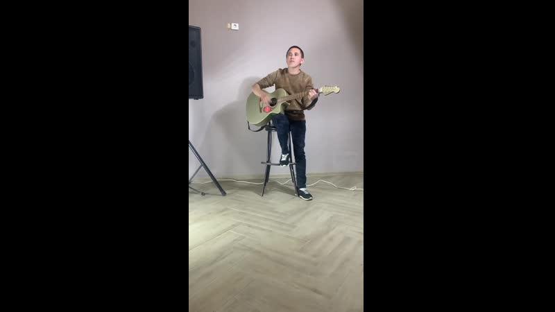 Аскар гитара кавер Марионетки Машина времени
