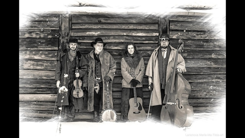 Promo video of the group ZVERO'BOY String Band Russia