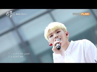 [170608] Seventeen (세븐틴) - 20 @ MBC Music Picnic Live