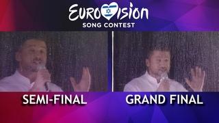 Sergey Lazarev - Scream | Semi-Final vs Final | Russia Eurovision 2019
