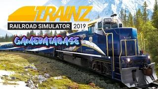 Trainz Railroad Simulator 2019  Official Trailer [2019]