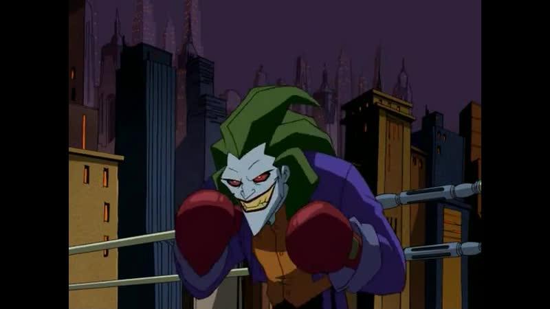 Бэтмен (2004-2008) Сезон 2 Серия 3