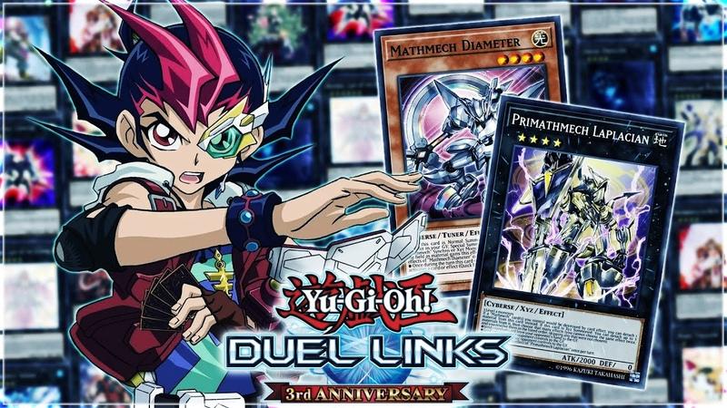 Yu-Gi-Oh! Duel Links | ZEXAL World Archetypes Episode 1 - PRIMATHMECH
