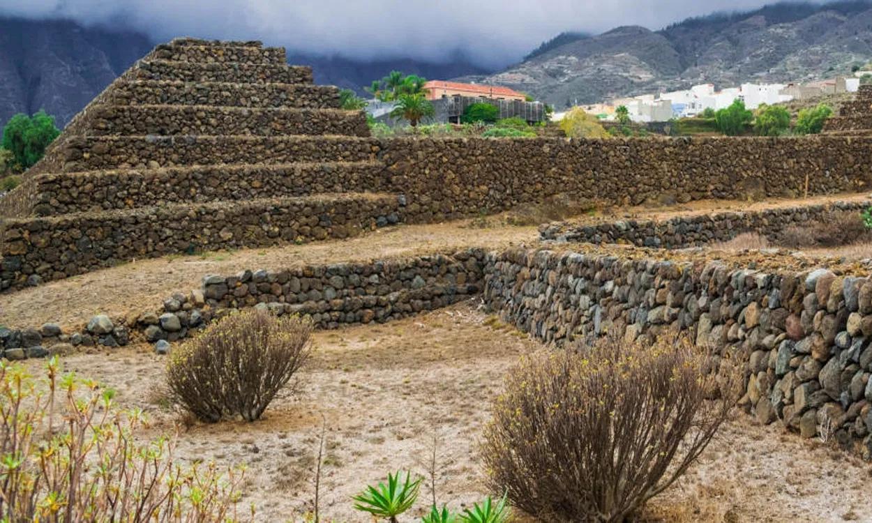 пирамиды гуанчей