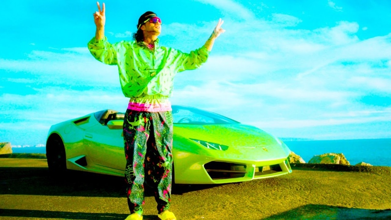 RiFF RAFF - GALLON OF CIROC (Official Music Video)