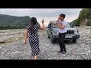 Девушка Танцует Классно Красиво С Парнем В Горах Лезгинка Чеченская Песня Ловзар 2020 ALISHKA Dance