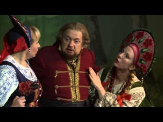 Аленький цветочек (Московский драматический театр им. А.С.Пушкина, 2012)