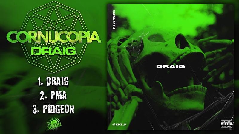 CORNUCOPIA Draig Full EP Stream 2019