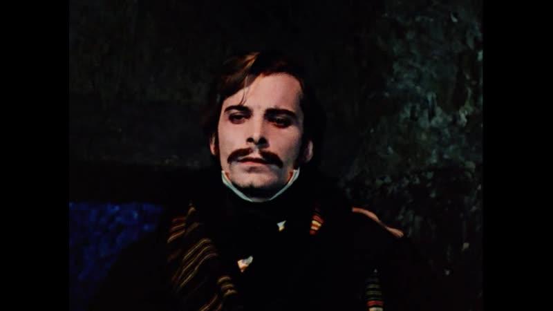 Граф Монте Кристо мини сериал серия 4 Le comte de Monte Cristo 1979 режиссер Дени де Ла Пательер