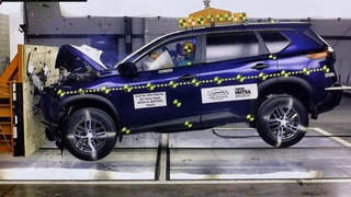 Nissan Rogue (2021) ALL Crash Tests [Front, Side, Side-Pole]