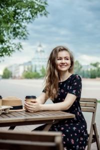 Олеся баранова автобиография на работу на девушку пример