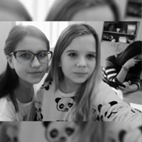 Фотография страницы Кати Геращенко ВКонтакте