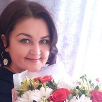 Фотография страницы Натальи Глазуновой ВКонтакте