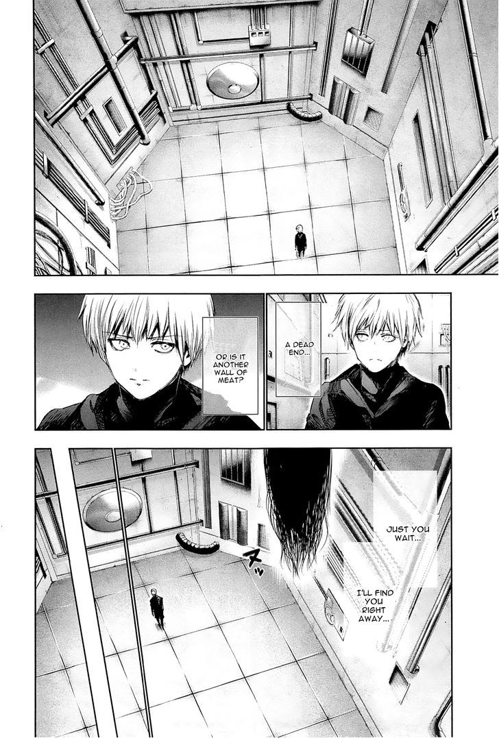 Tokyo Ghoul, Vol. 10 Chapter 96 Underground, image #11