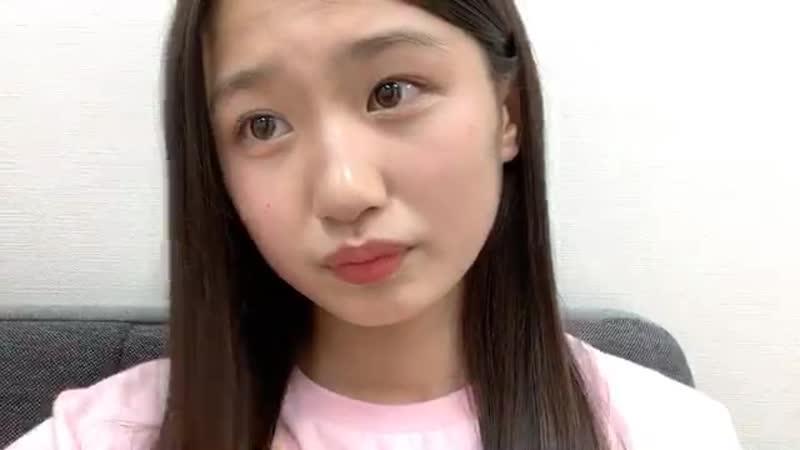190621 NMB48 Team BII Shiotsuki Keito SHOWROOM