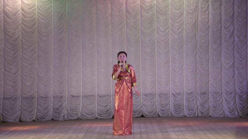 Артёмова Мария 15лет п Баяндай Иркутской обл Басагадай дуун