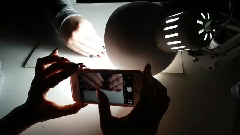 Красивое фото ноготков очень важно для будущего мастера ногтевого сервиса Учимся правильно играть освещением для идеальных блик