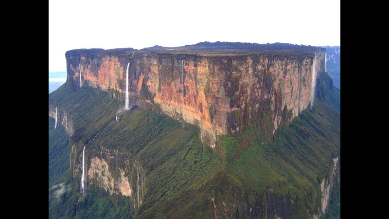 Mount Roraima - Mysterious Mountain