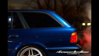 BMW M5 Wagon - The Ultimate Touring Machine