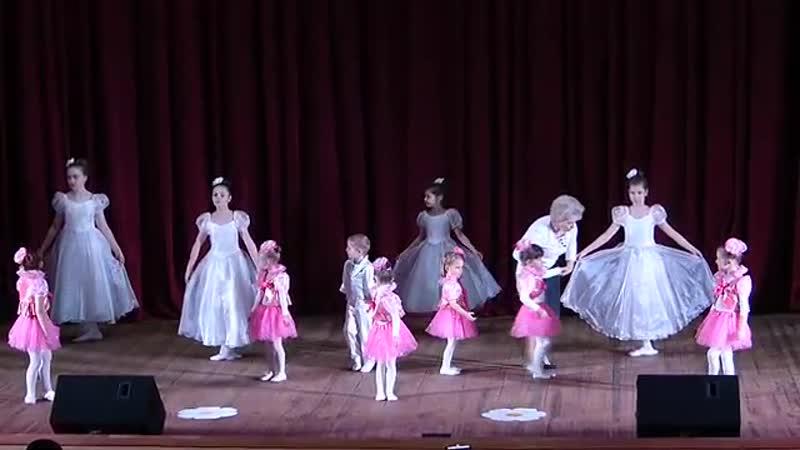 Посвящение в танцоры танцевальной школы Принцесса ДК Академия