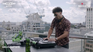 Melvo Baptiste - Live from London (Heineken powered by Defected)
