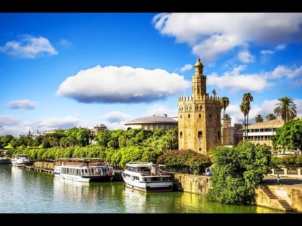 Реки Иберии Гвадалквивир Iberia's Rivers of Life Rio Guadalquivir