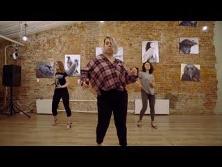 Анастасия Сташевская. Salsa NY Choreo