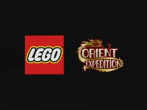 LEGO Orient Expedition 2003 commercial/ads store
