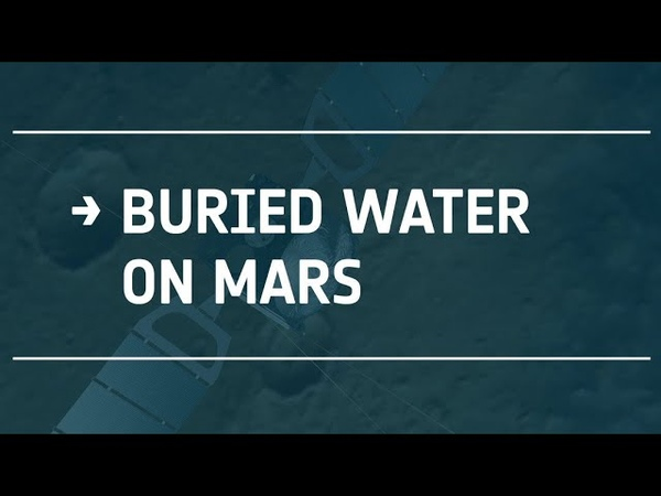 Mars Express finds more underground water on Mars