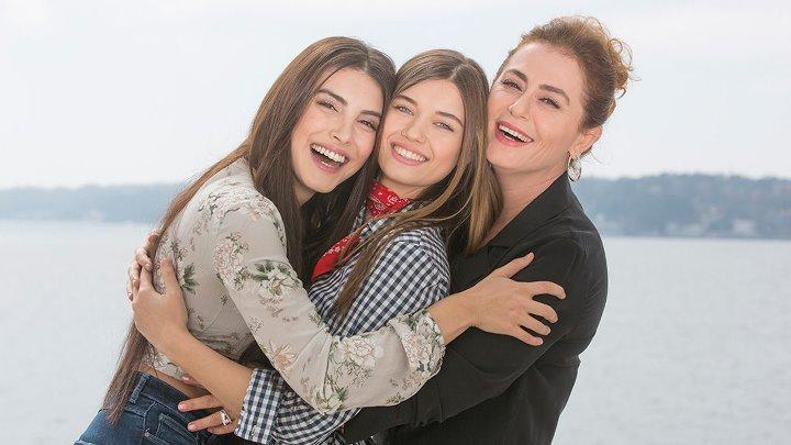 Госпожа Фазилет и ее дочери 4 серия