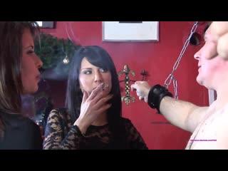 Goddess Chanel: Slapping Ashtray