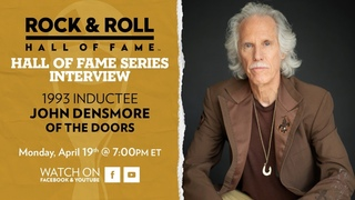 Hall of Fame Series: Interview with John Densmore of the Doors