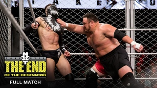 [#My1] Samoa Joe vs. Finn Bálor – NXT Title Steel Cage Match: NXT TakeOver: The End…