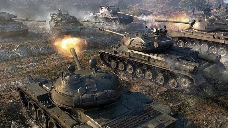 Wot это танки