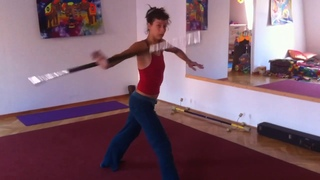 Linda Farkas: Contact Staff Routine N°4 - in the practice room