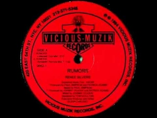 Renee Silvers - Rumors (Spreadin' Rumors Mix)[Johnny Vicious]