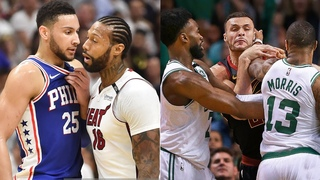 "NBA ""Don't Touch my Bro"" MOMENTS"