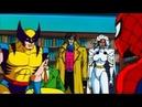 Не лезь не в свое дело, Тварь! Человек паук и Люди Икс Человек паук 1994 Мультсериал