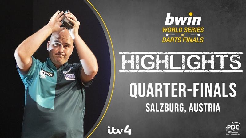 2020 bwin World Series of Darts Finals Quarter Final Highlights