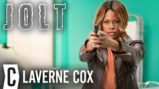 Laverne Cox on Jolt, Shonda Rhimes' Upcoming Series Inventing Anna, and Working with James Spader
