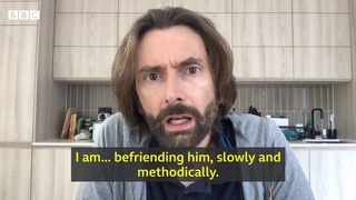 David Tennant and Michael Sheen on Being Recast | Staged 2 (2021)