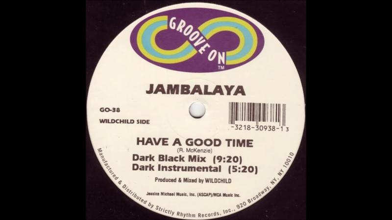 Jambalaya Have A Good Time Dark Instrumental