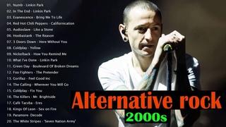 Alternative Rock Of The 2000s 2000 2009 Linkin Park, Creed, 3 Doors Down, Nirvana