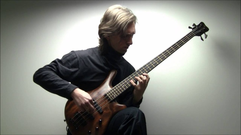 Cello Suite 1 prelude Mario D´Amato bass guitar