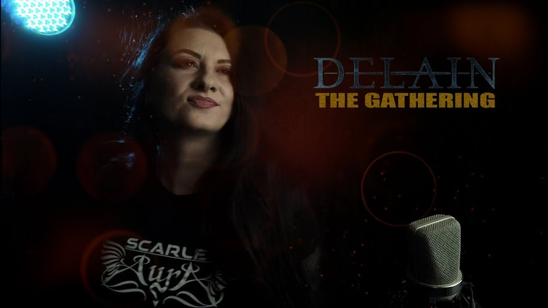 Magica The Gathering Delain cover