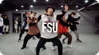 [pre-debut] » Dana HOT ISSUE in FSU - Jay Park ft. GASHI, Rich The Kid / Mina Myoung Choreography