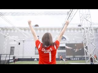 Полина Гренц x adidas Women. #ясоздаюсебя