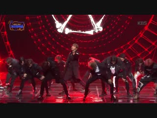 EXO x NCT U x NCT Dream - Monster @ 2018 KBS Gayo Daechukje 181228